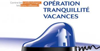 Opération Tranquillité Vacances (OTV)